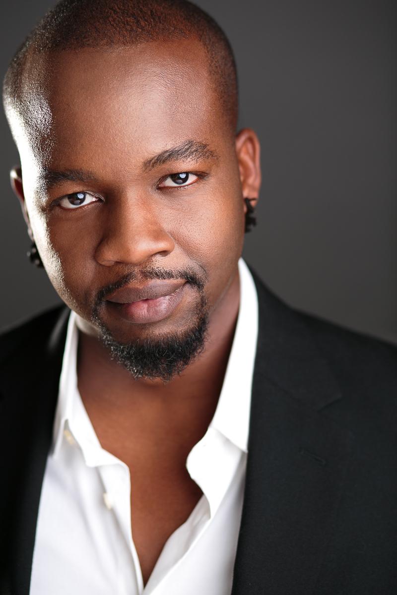 Babatunde Akinboboye   Los Angeles Opera Singer Headshots, LA