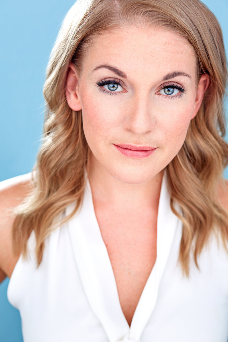 Maria Logan | New York Actor Headshots, NYC