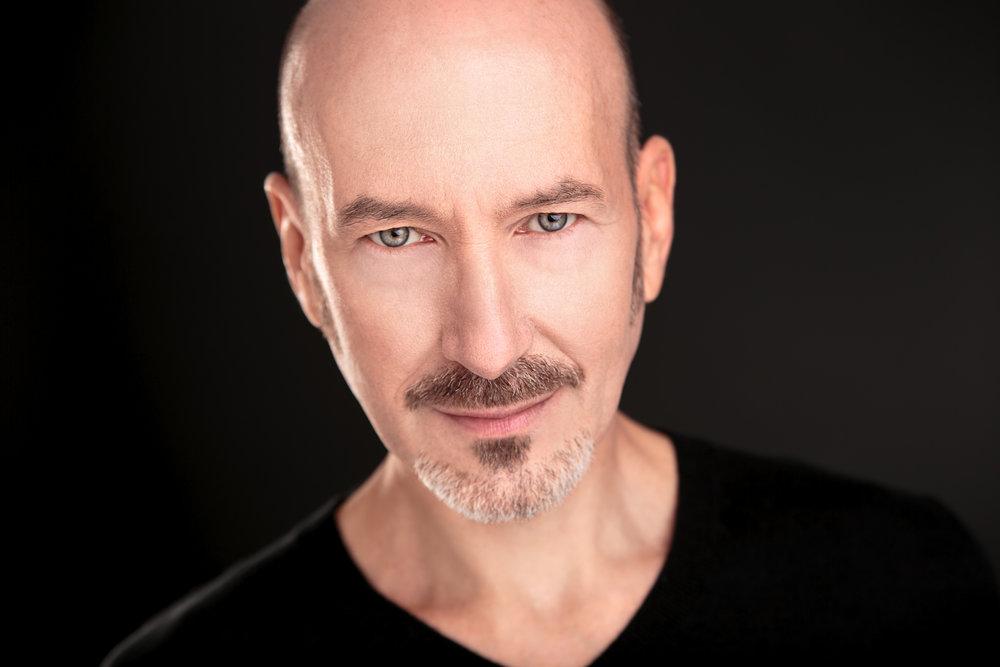 Joseph Go Mahan | New York Actor Headshots, NYC