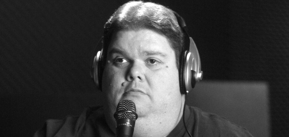 Bryan on the Mic
