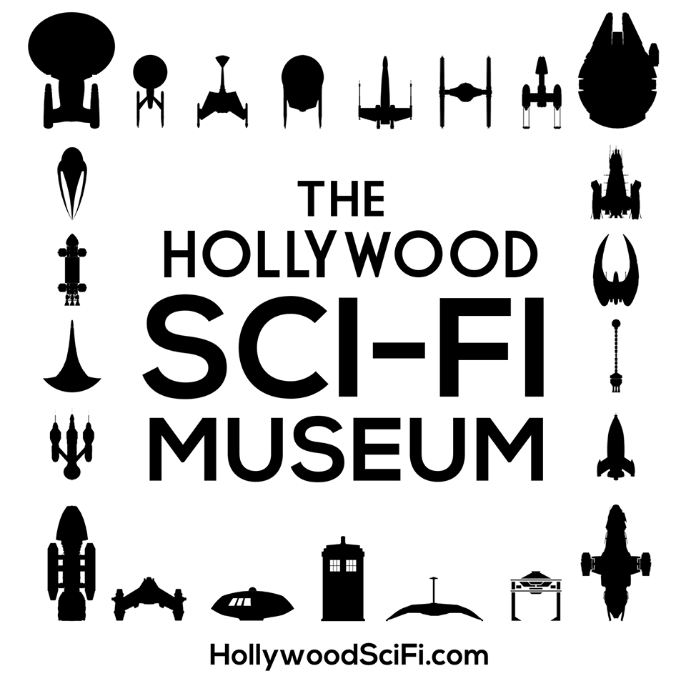 The Hollywood Sci-Fi museum at warp speed.