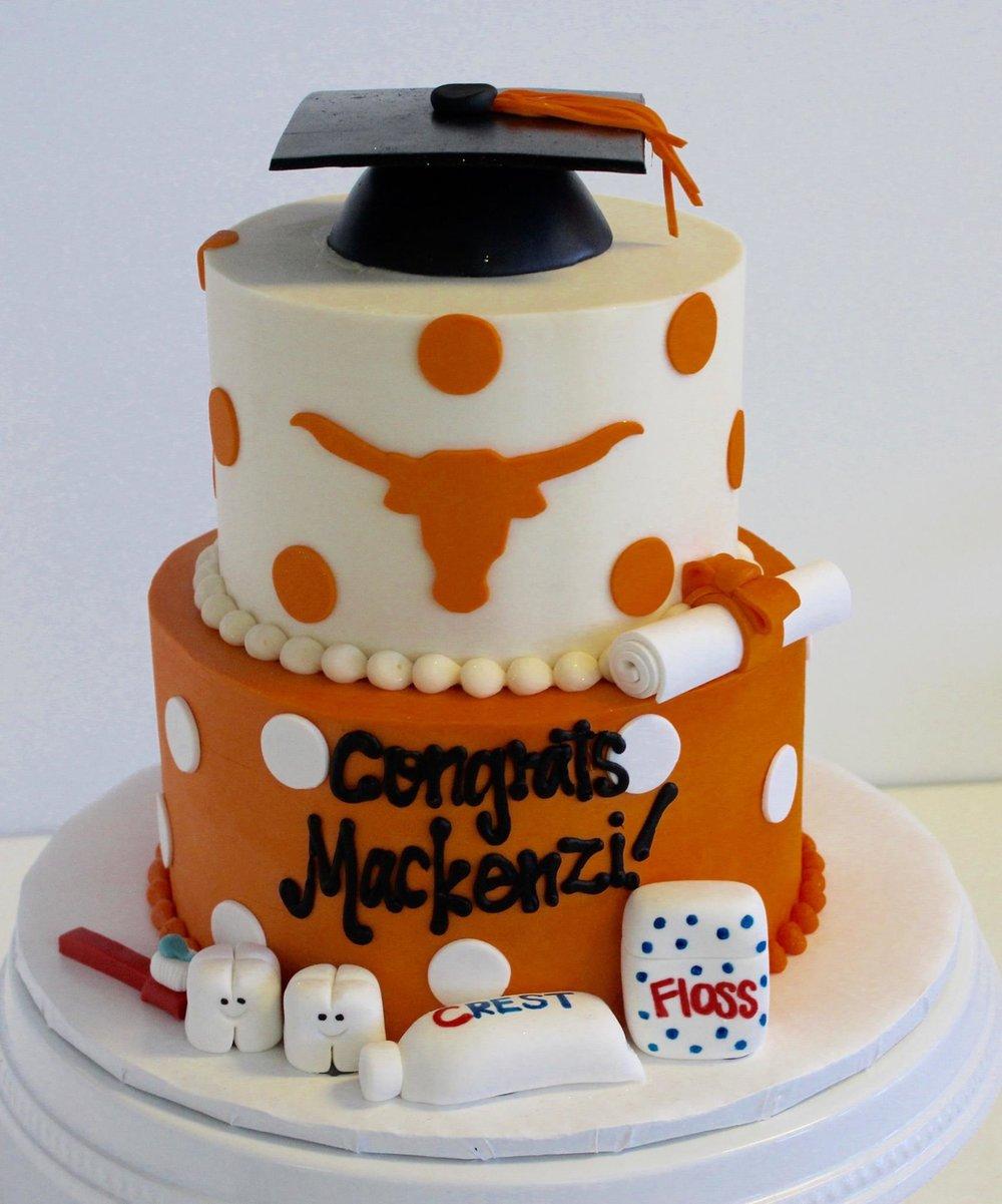 Graduation Cakes Sweet Treets Bakery