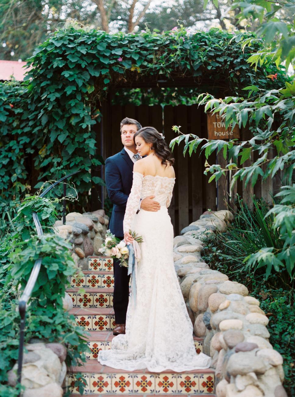 CALIFORNIA WINTER WEDDING | Rancho Las Lomas, CA