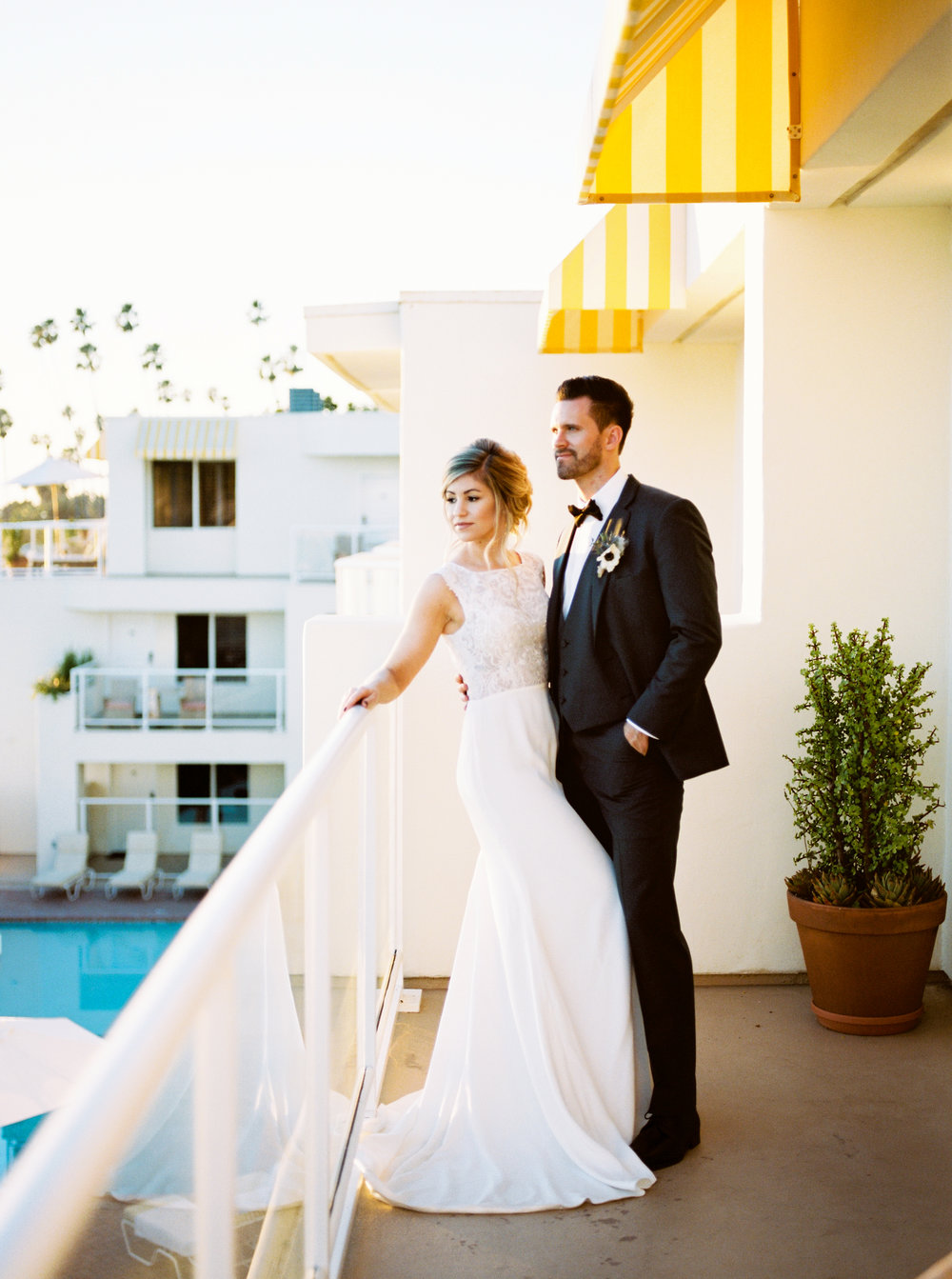 Kelly & Brandon | THE INN AT LAGUNA BEACH