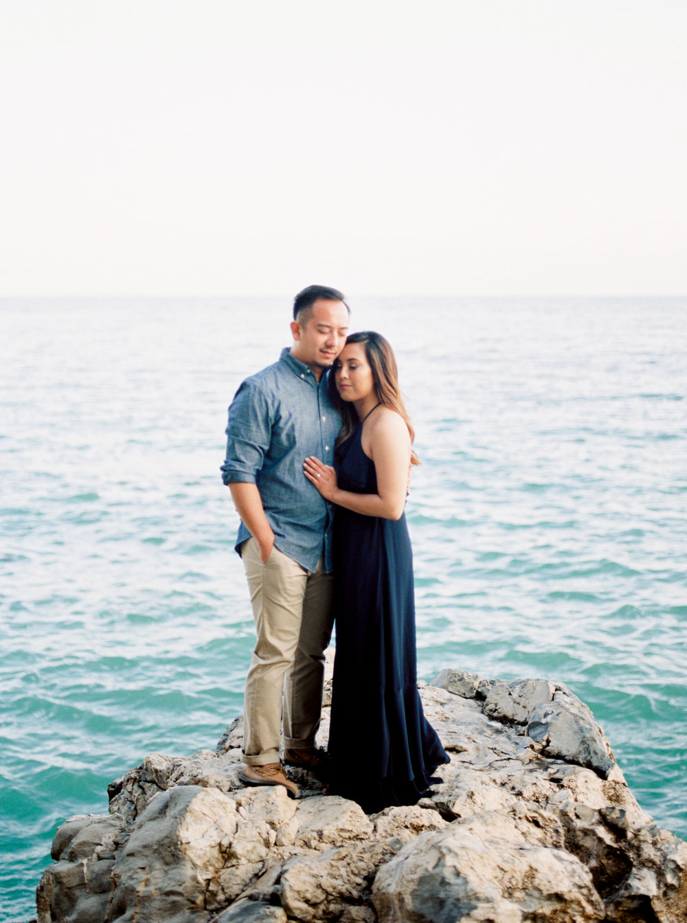 Krystel & Richard  | Rancho Palos Verdes Engagement