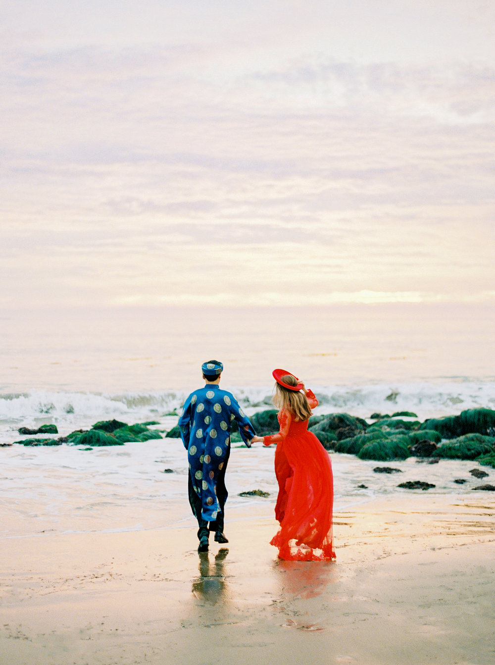 Anna & Pham | Rancho Palos Verdes Bridal