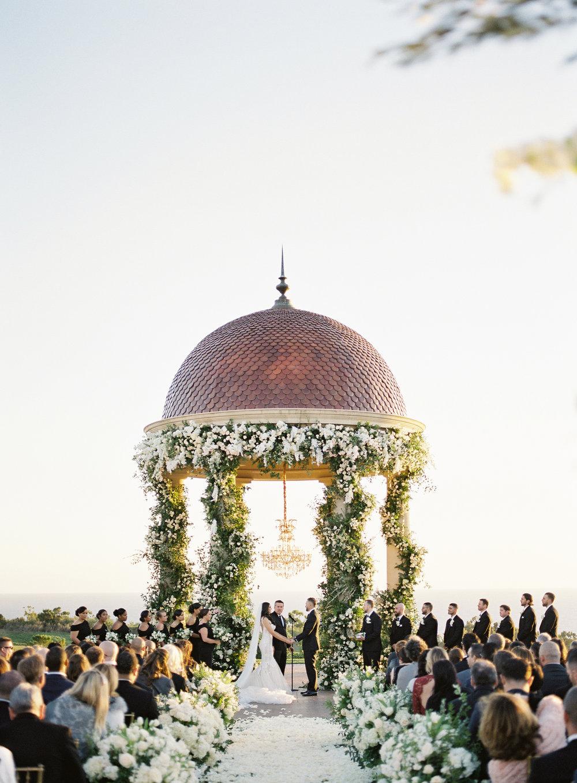 Pelican Hill Wedding Photographer