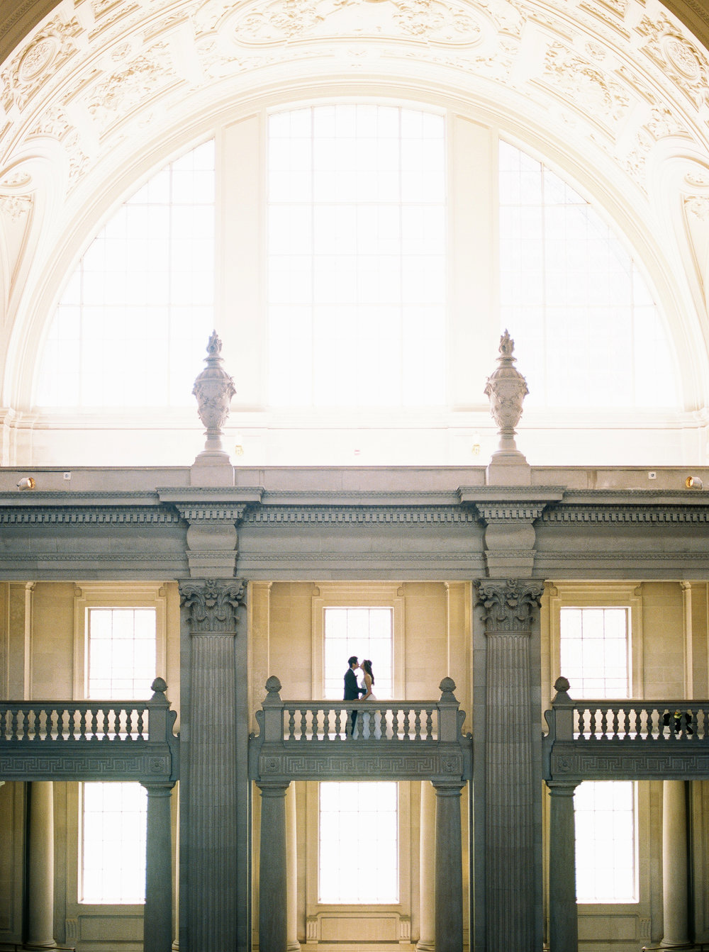 Jacky & Naomi | SAN FRANCISCO CITY HALL