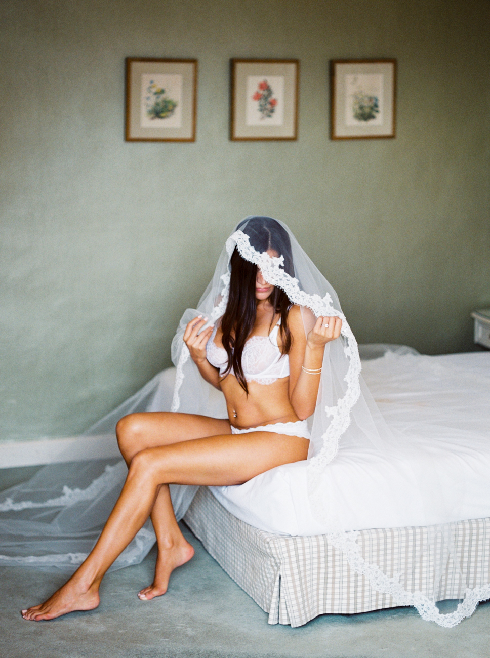 BRIDAL BOUDOIR | Barcelona, Spain
