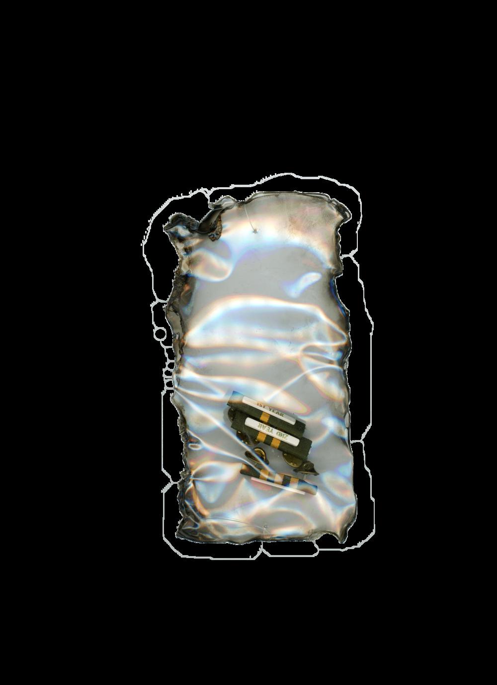 Pins (Green/Gold)