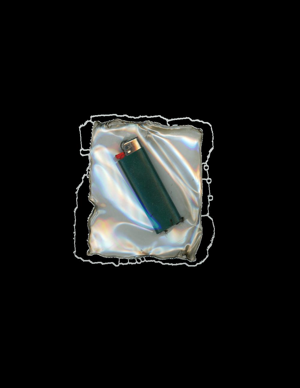 Lighter (Dark Green)