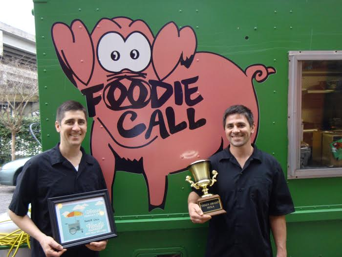 Foodie Call: WInner of the 2013 Vendy Cup and People's Choice Award