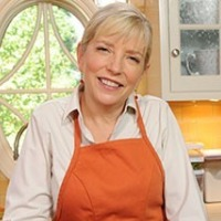 Sara Moulton, Chef, Cookbook Author and TV Personality