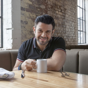 Adam Richman, TV Personality