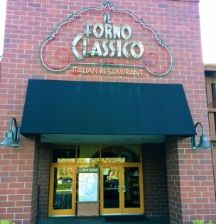 Il Forno Classico Italian Restaurant    2121 Golden Centre Lane, #10  Gold River, CA 95670  (916) 858-0615