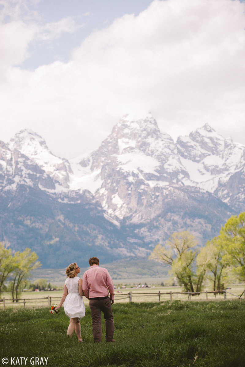 Jackson Hole elopements