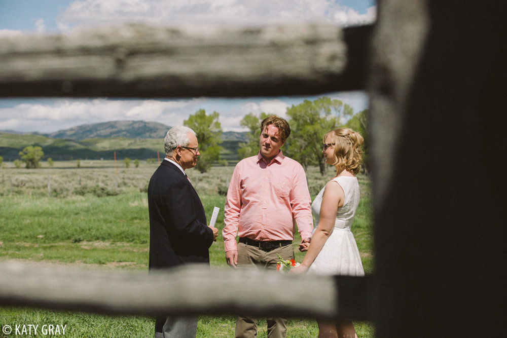 Jackson Hole elopement planners