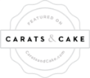 Carats and Cake badge