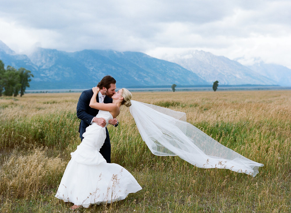 Jackson Hole Golf and Tennis Club Wedding Venue