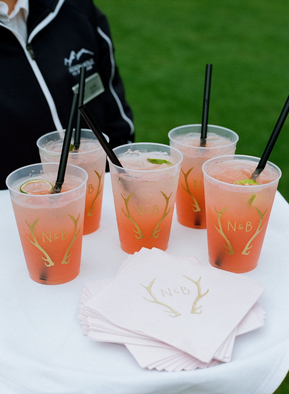 Jackson Hole signature cocktails