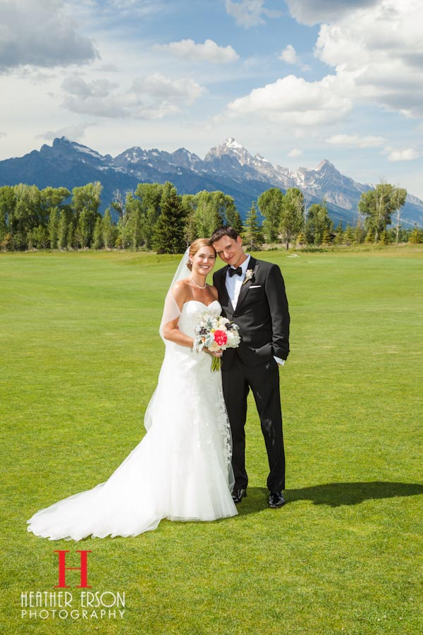 Heather Erson Jackson Hole Wedding Photography