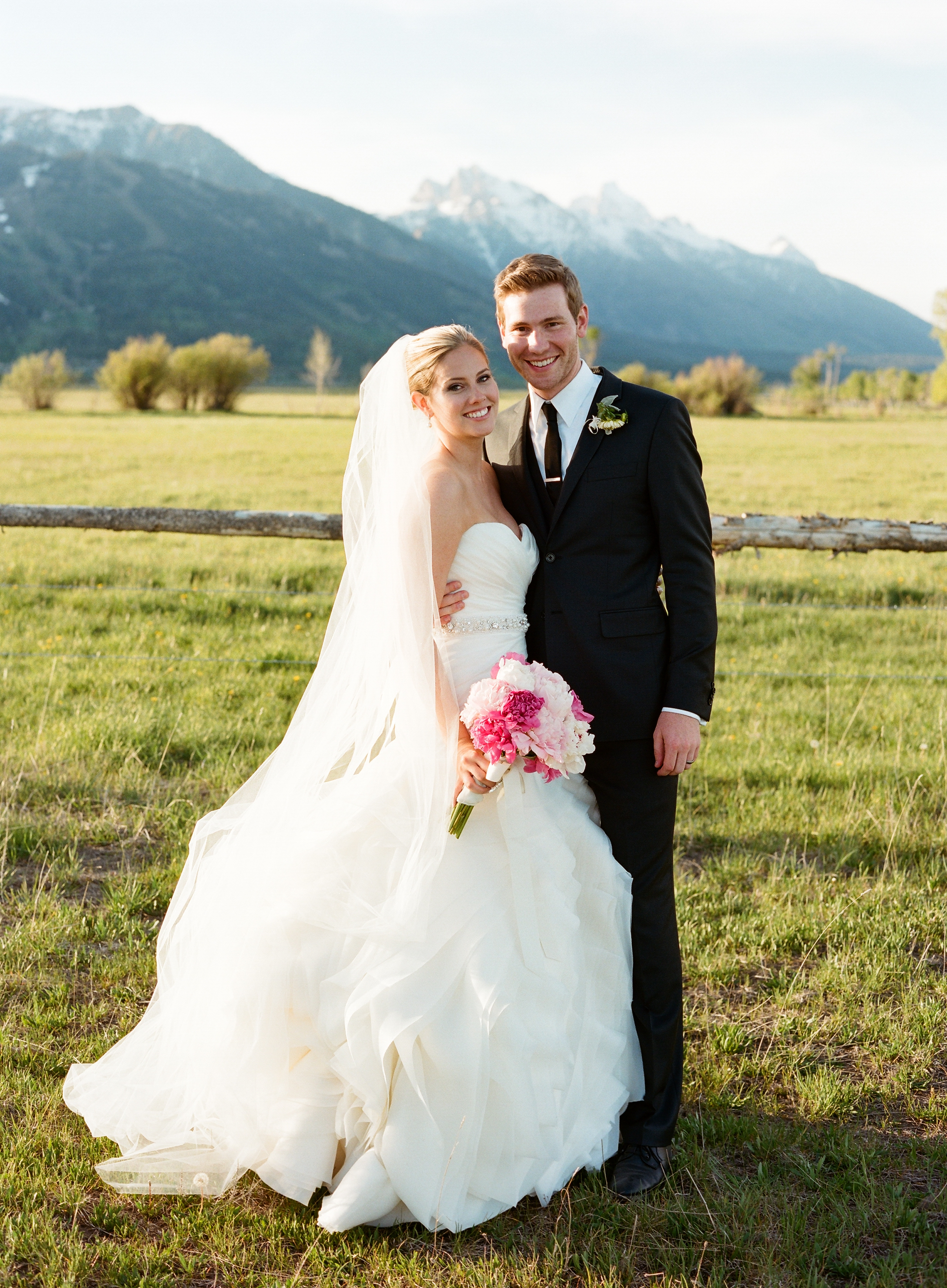 Jackson Hole wedding photos