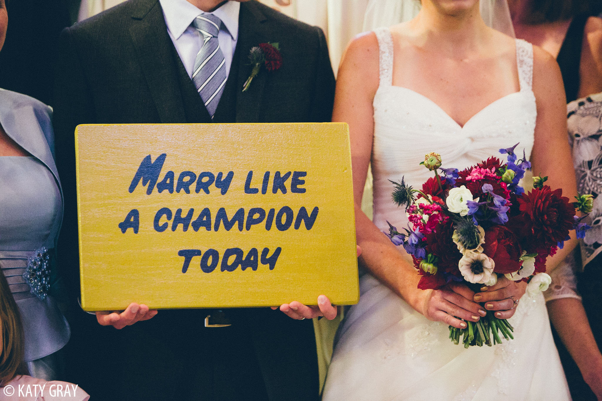 marry like a champion