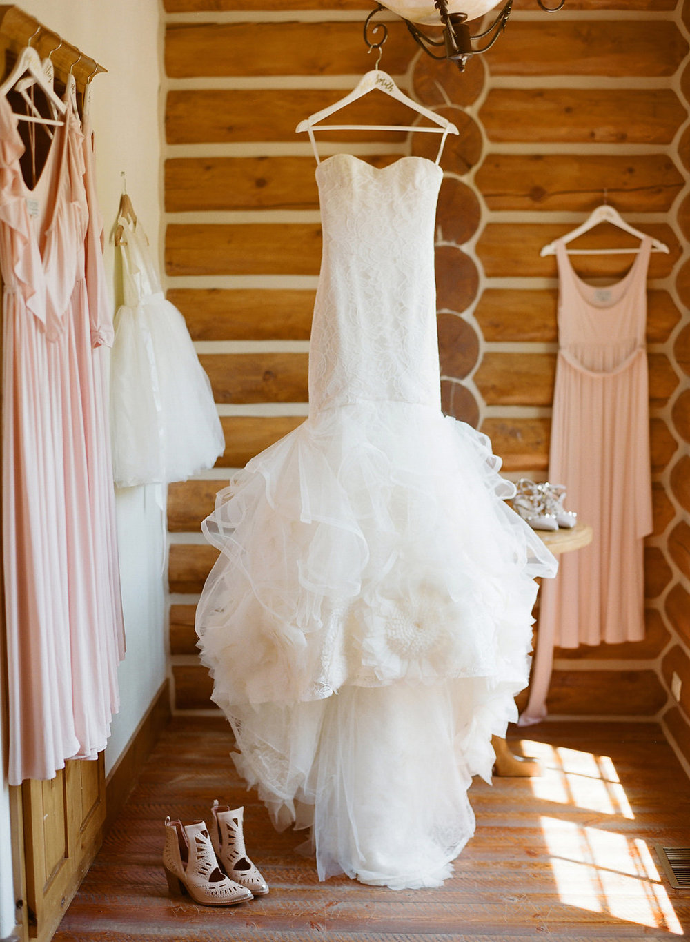 Exquisite Mountain Wedding at Moose Creek Ranch in Jackson Hole