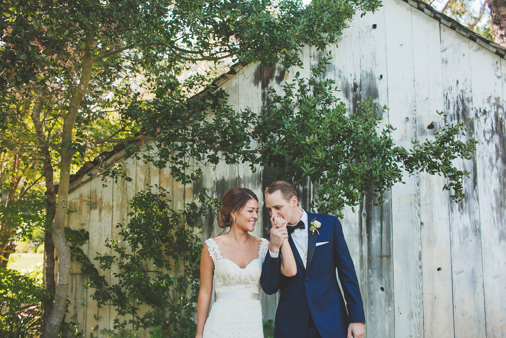 Wine Country Ranch Wedding