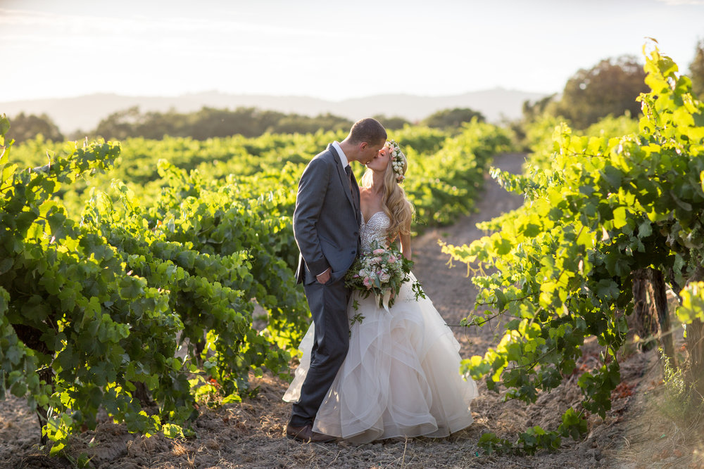 Gundlach Bundschu Winery Wedding Venue