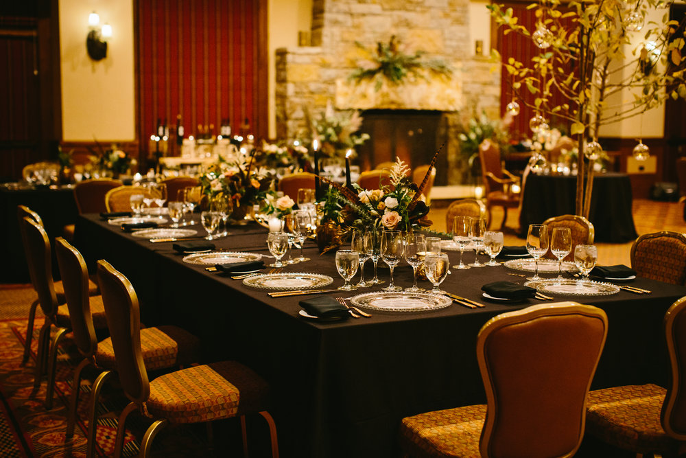 Four Seasons Jackson Hole Wedding Venue