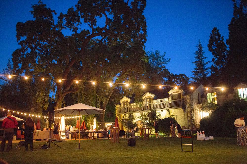 Whetstone Winery in Napa wedding venue