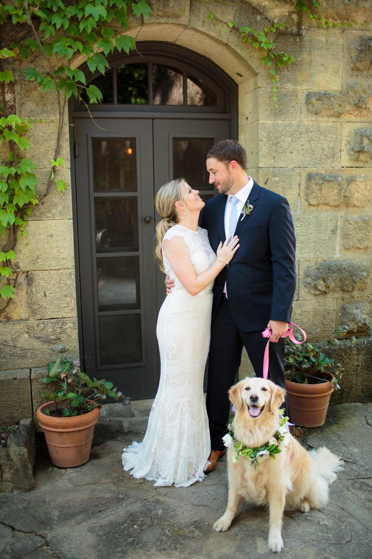 Whetstone Winery Wedding Napa