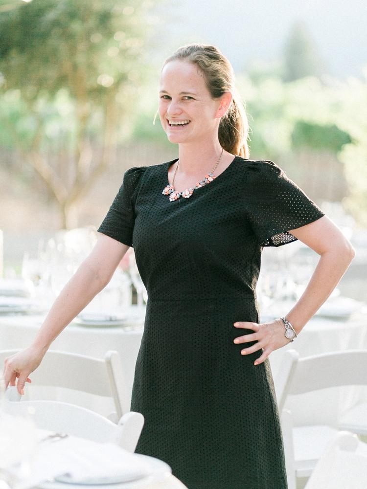 Lindsey Nickel wedding planner