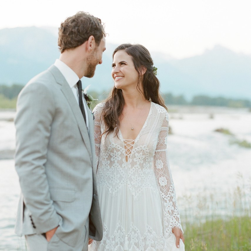 Brides.com Wedding Boho
