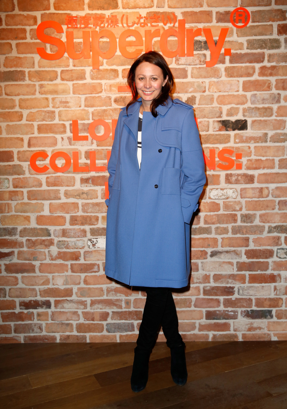 Caroline Rush, Chief Executive of the British Fashion Council