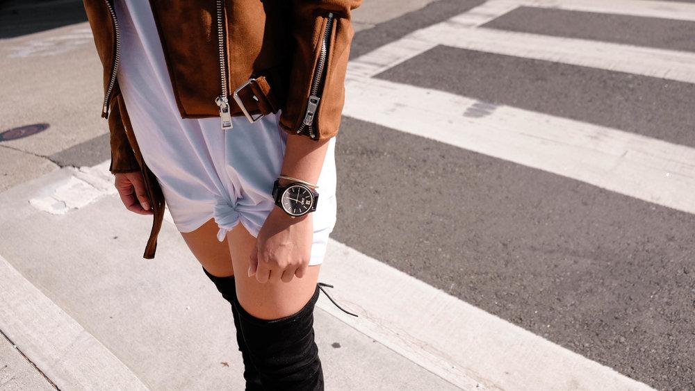 JORD wooden watch frankie