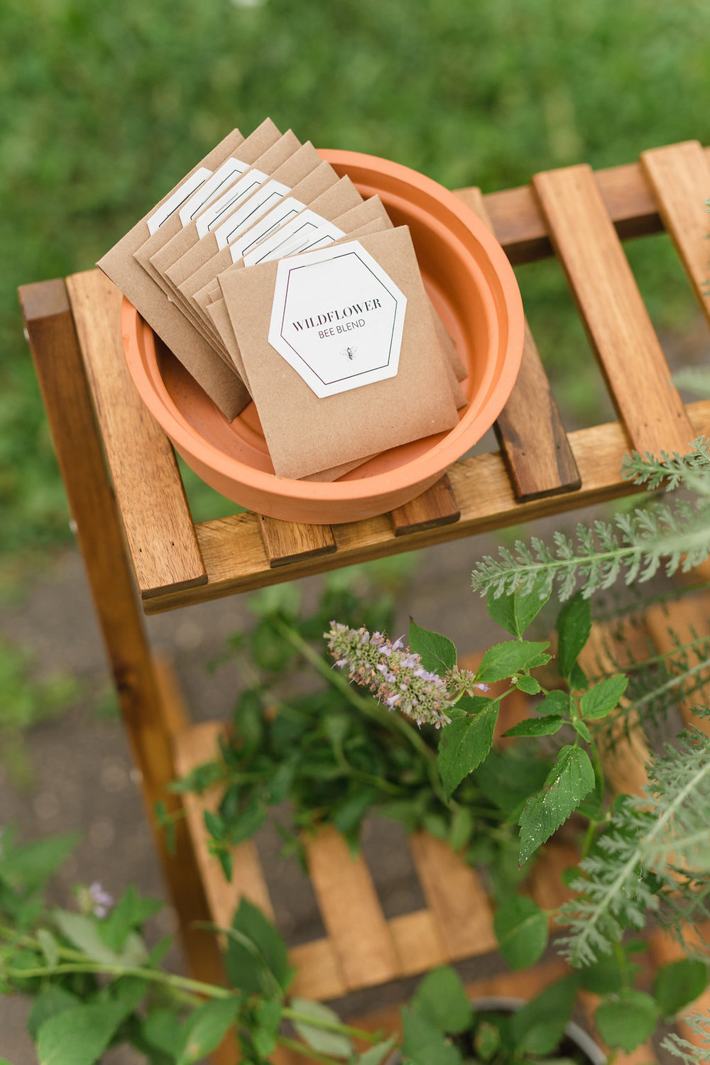 Wildflower Seed Packaging