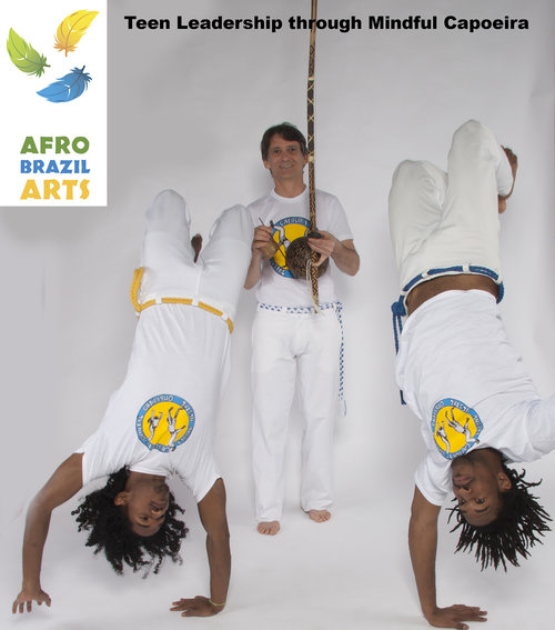 Teen Leadership Through Mindful Capoeira   is a new ongoing program that provides scholarships for under-served NYC teens to study Capoeira while cultivating wellness and leadership with a commitment to serving our communities. Check out our  IndieGogo   Campaign  to donate or learn more about the various ways you can support this exciting endeavor!