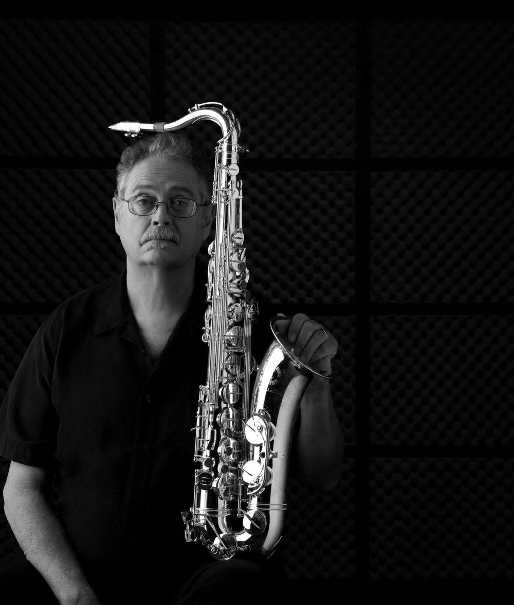 Pete Christlieb - saxophonist