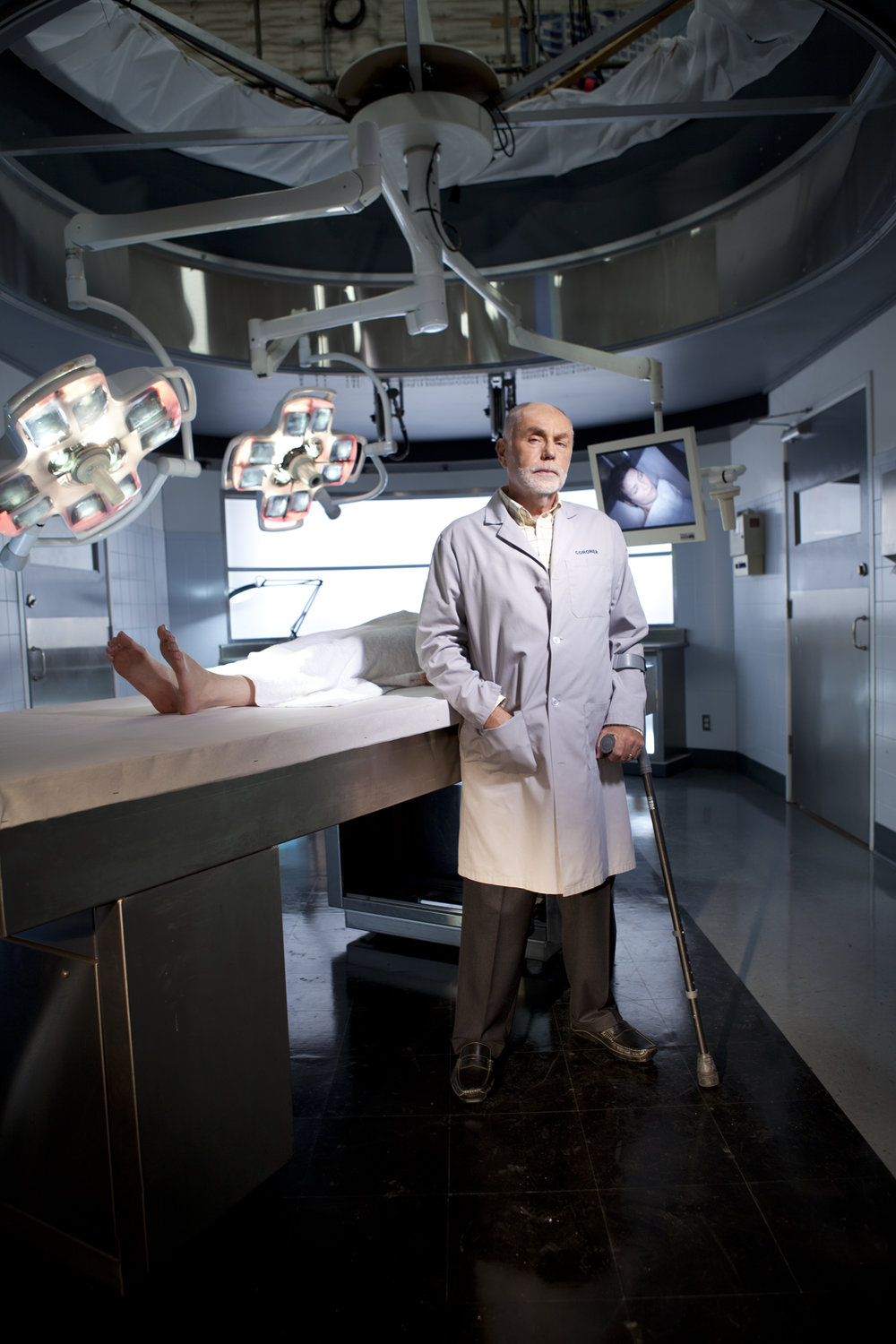 Robert David Hall - Dr. Al Robbins  CSI: Crime Scene Investigation