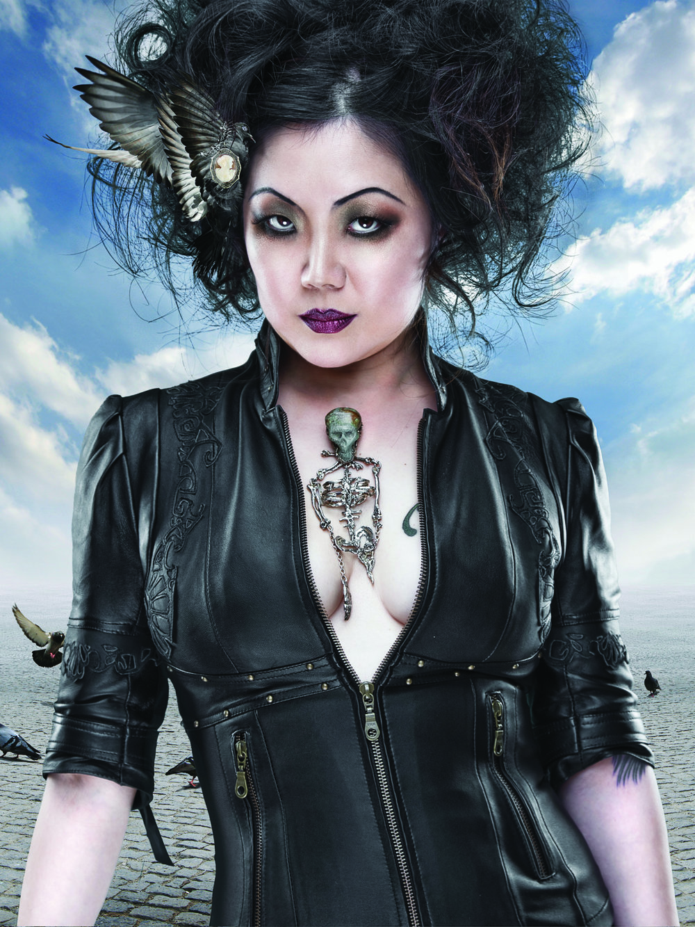Margaret Cho: Coilhouse Magazine Cover and Editorial
