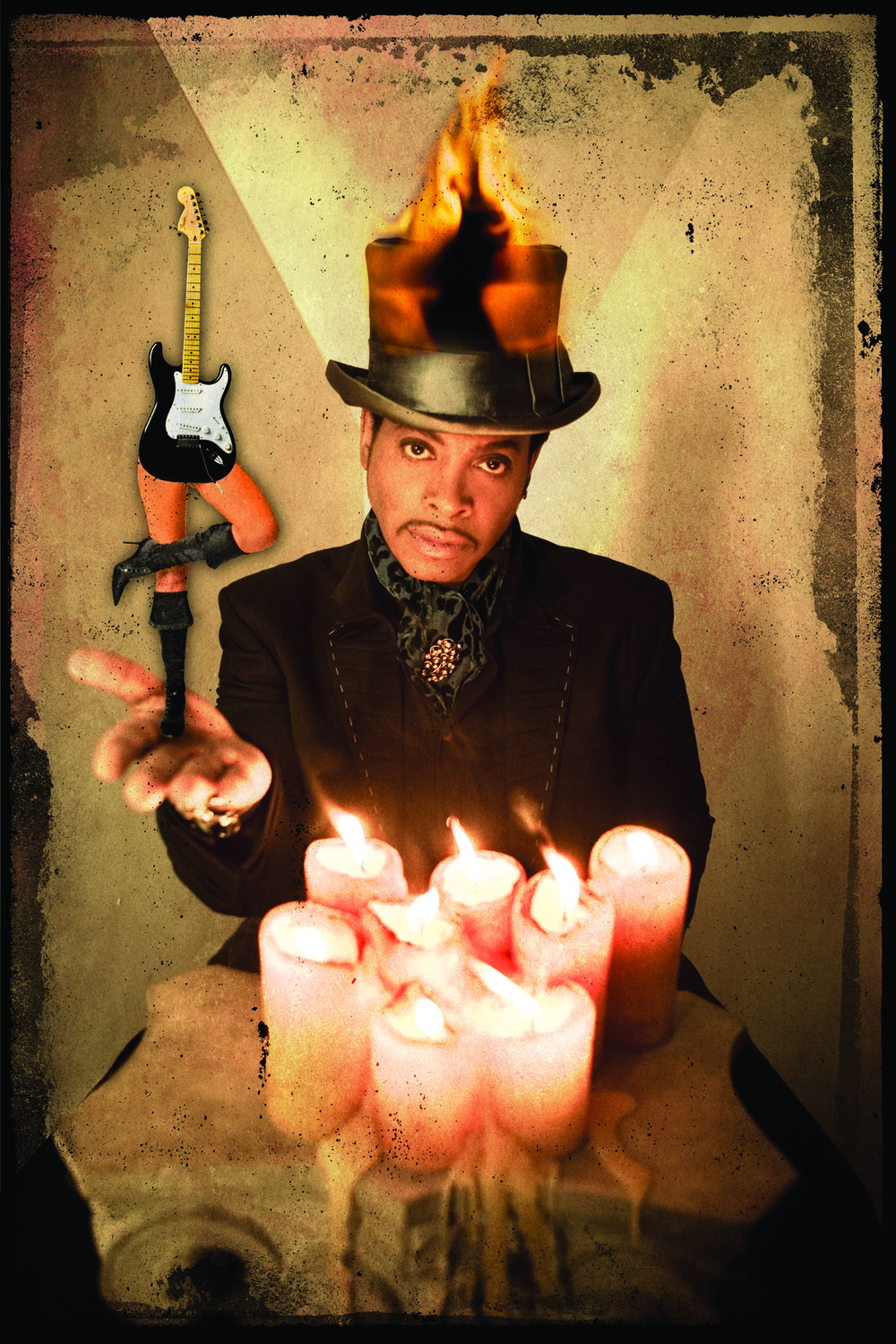 Jesse Johnson: Verbal Penetration Album