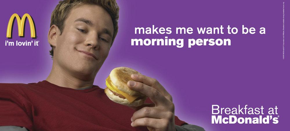 McDonald's Campaign