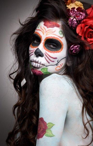 DÍA DE LOS MUERTOS- Day of the Dead