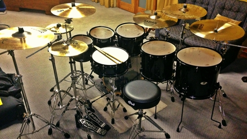 All Drums By DW