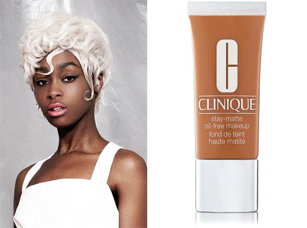 Stay Matte Oil Free Make Up Clinique Jade Davison Makeup Artist