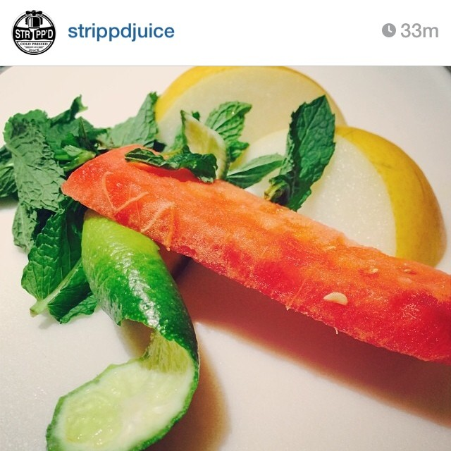 follow @strippdjuice.  it's all happening….