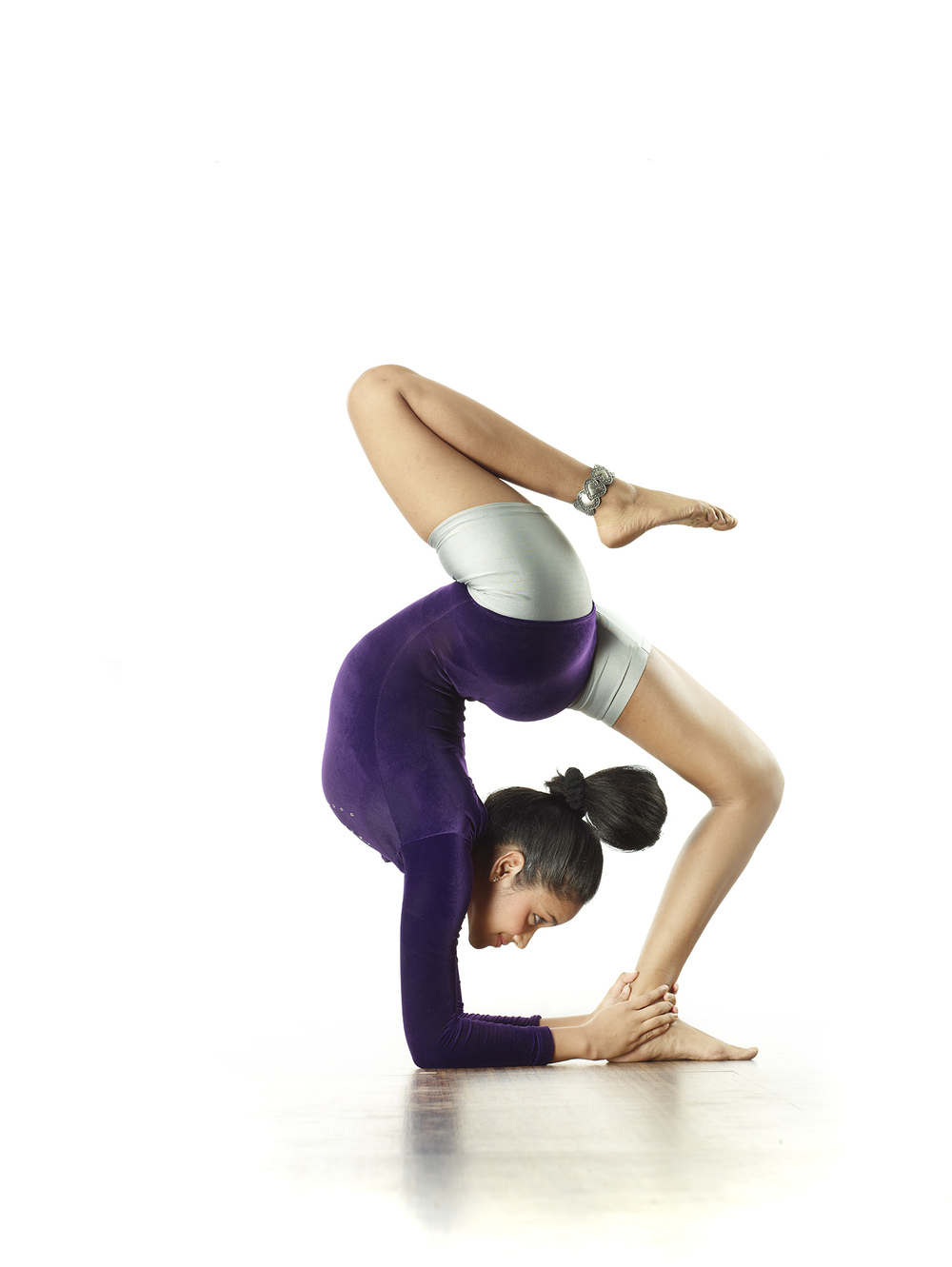 Nikarika Prem - Competitive Yoga