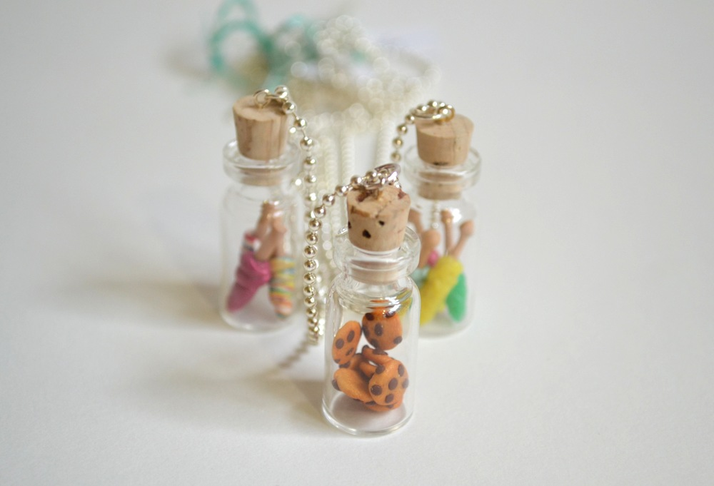 Treat Jar Necklaces